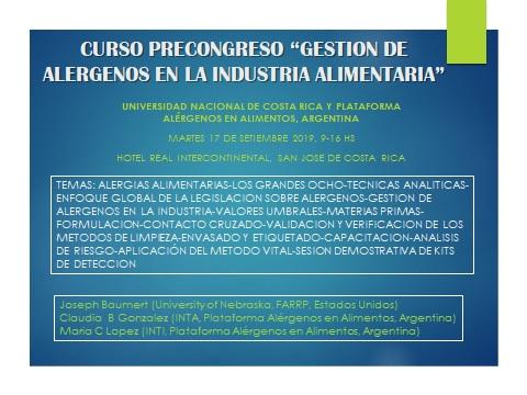 FLYER CURSO PRECONGRESO JIAA2019